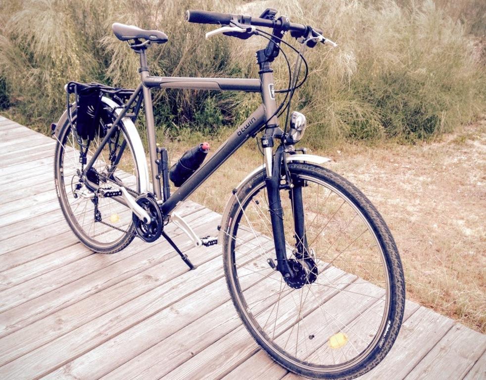 Javier´s bike
