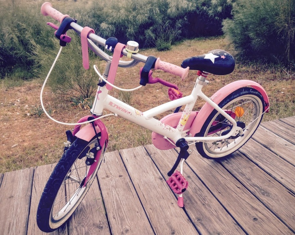 Blanca´s bike