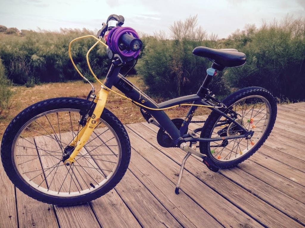 Marcela´s bike