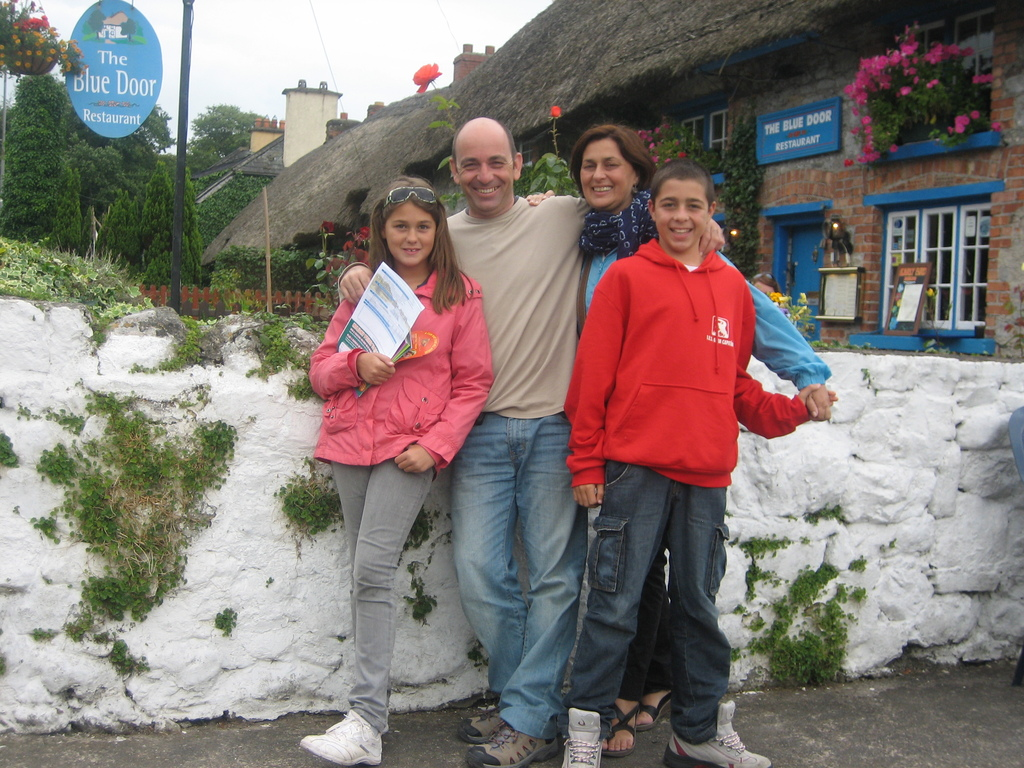 Exchange Ireland. Summer 2010