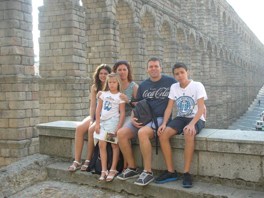 Segovia, summer 2013