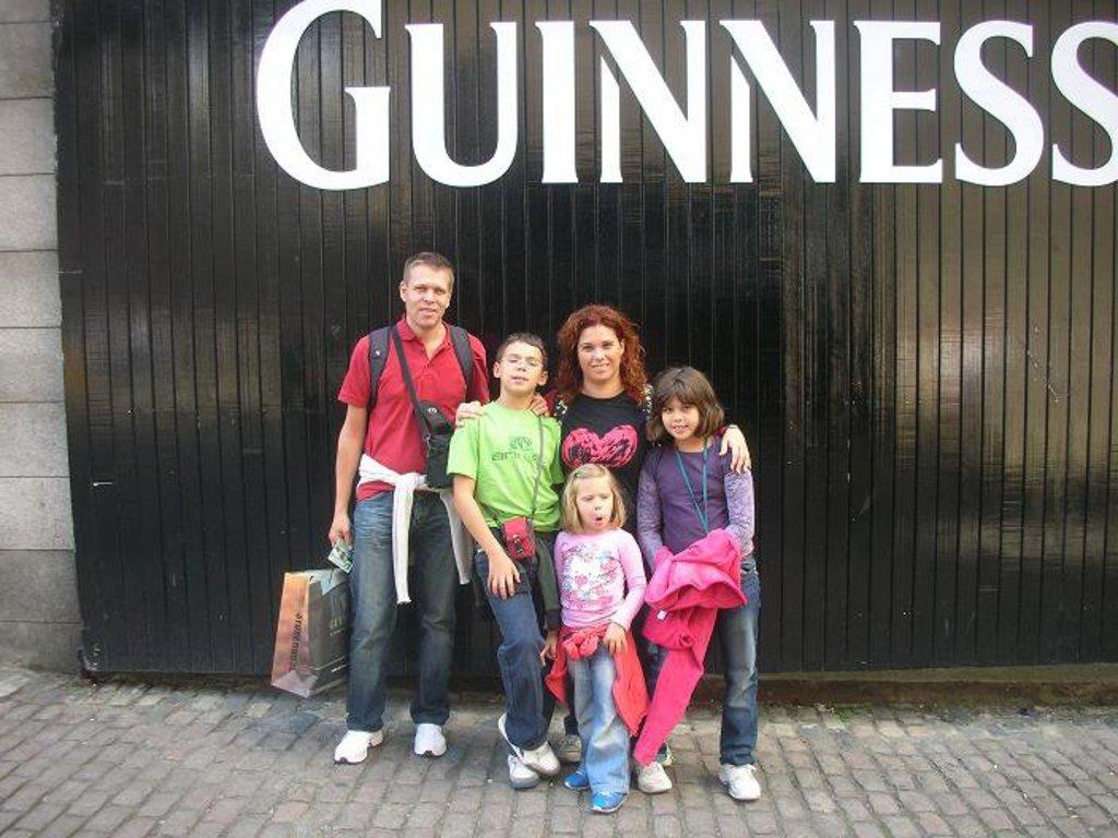 Dublin, summer 2010
