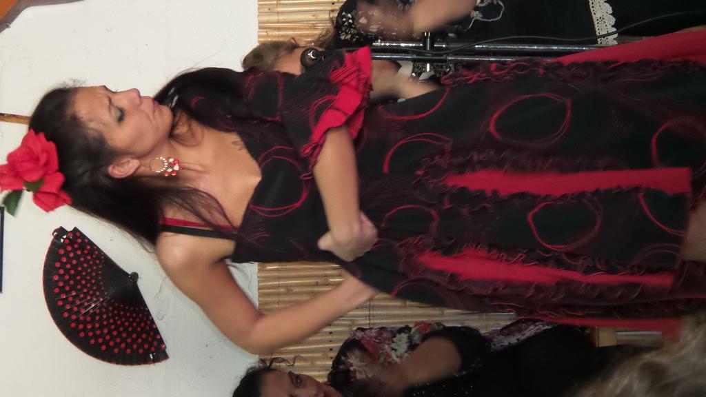 Local flamenco group