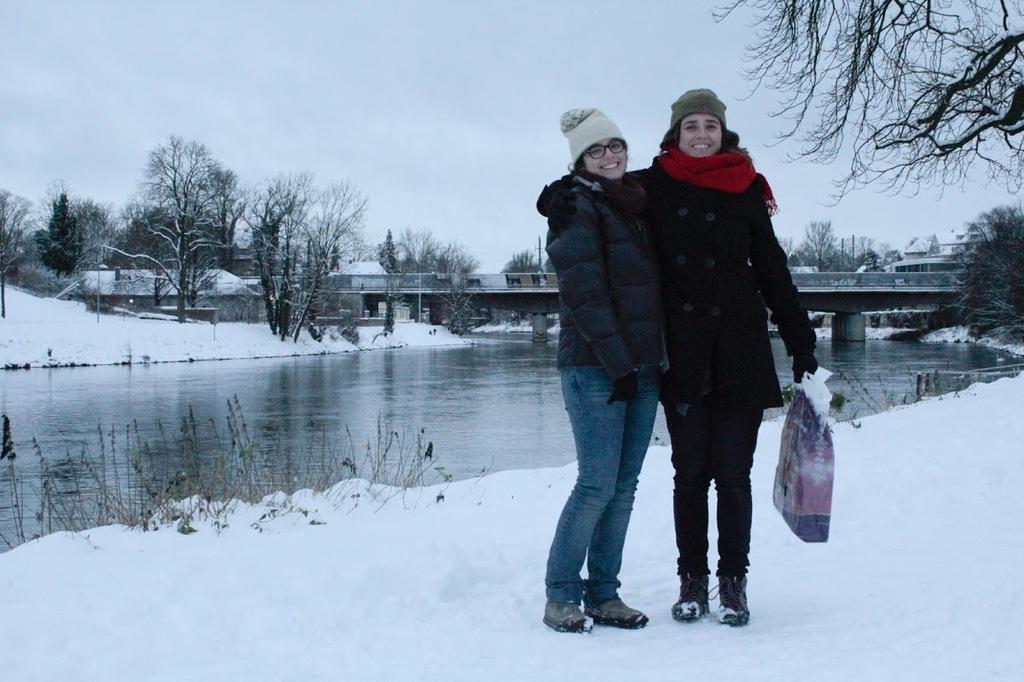 Ülm, Germany, december 2014