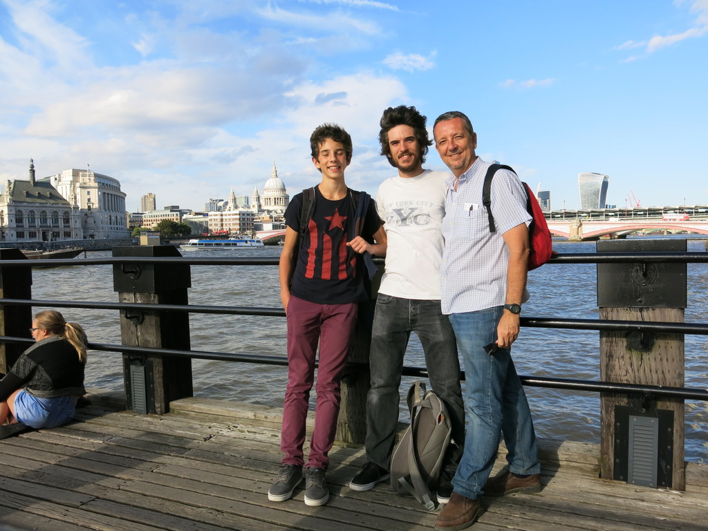 London, July 2015