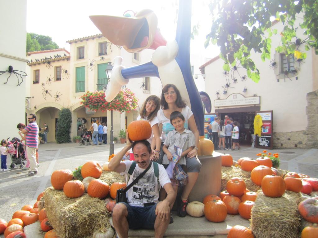 Halloween in Port Aventura