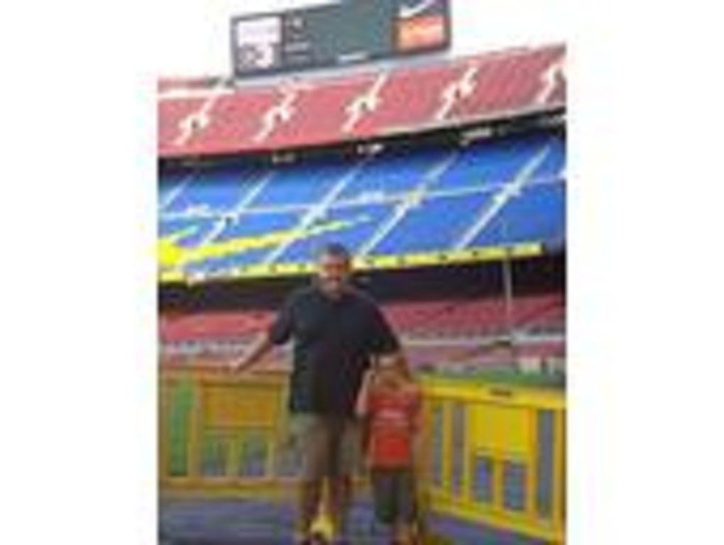 Visit to FC Barcelona Stadium