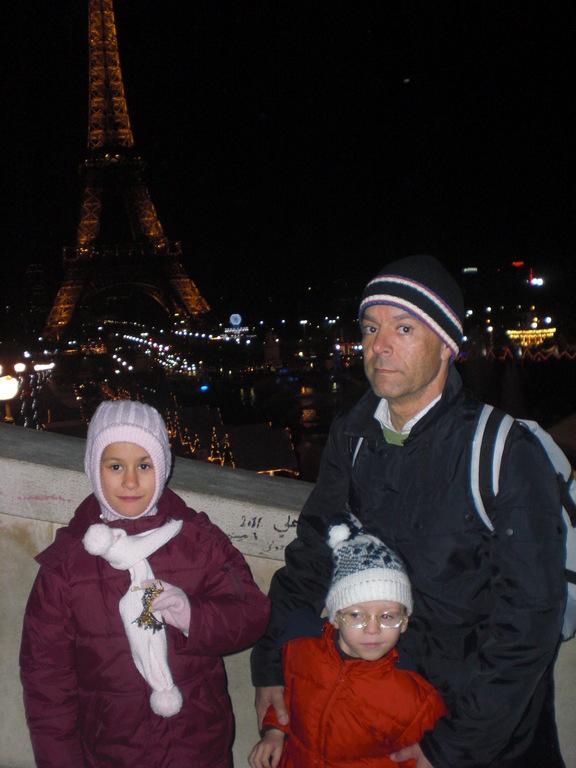 Paris, Navidad 2012