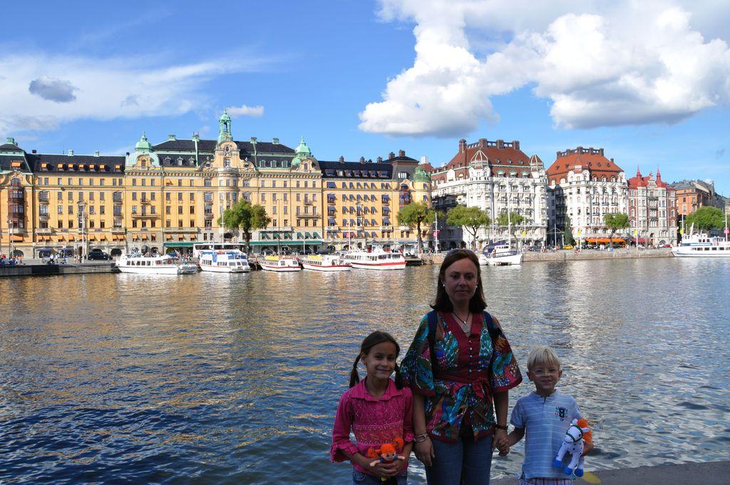 Estocolmo, verano-2012