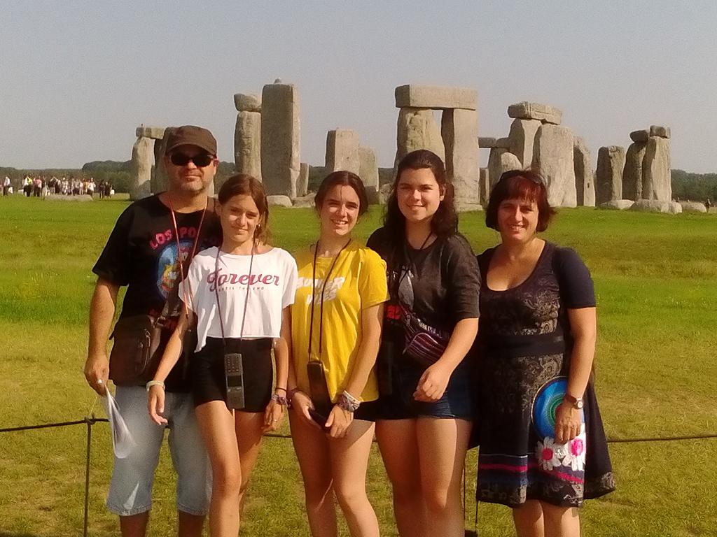 Stonehenge, UK, 2019