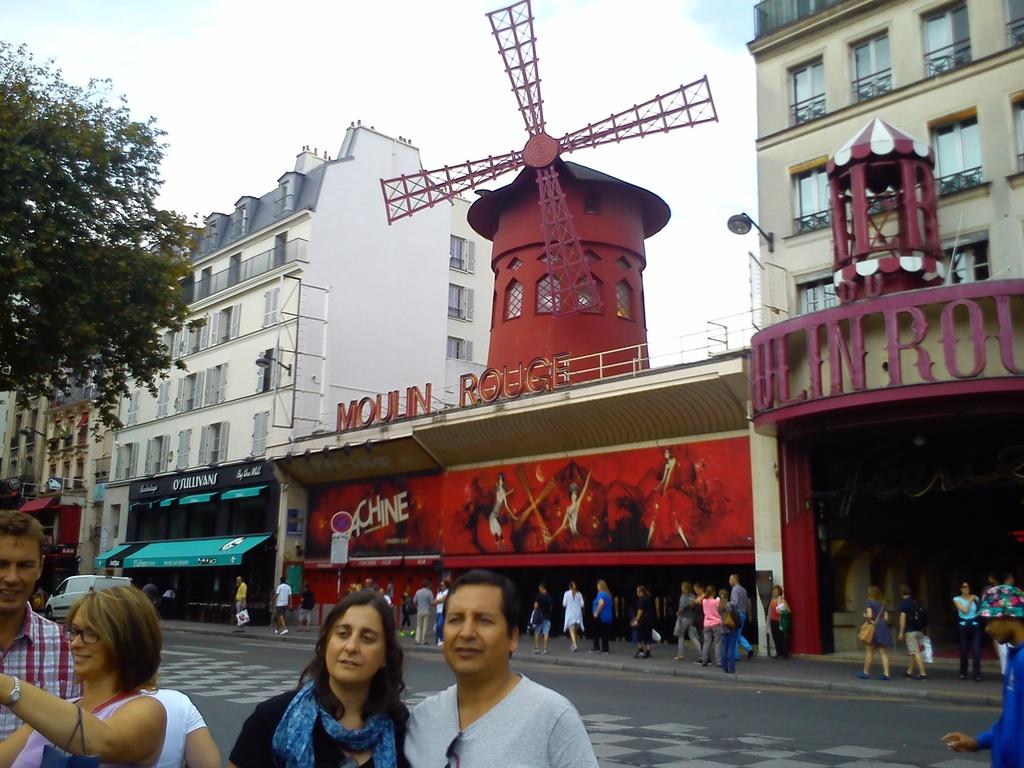 En Paris, verano 2014