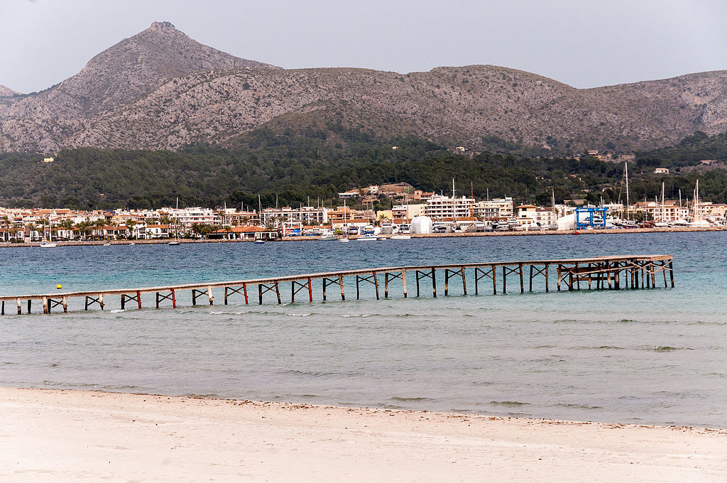 Playa de Formentor a 35 minutos de la casa