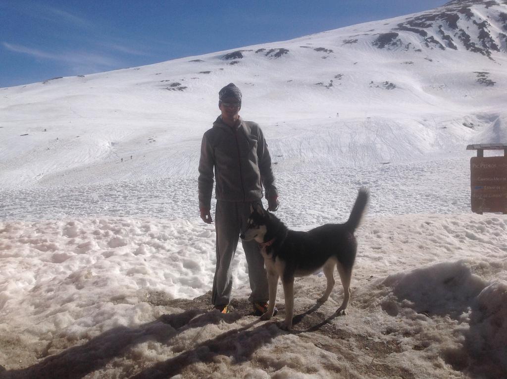 Pablo en Pirineos