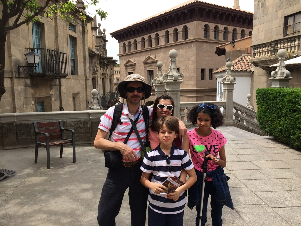 Santas Creus, historical monastery Lerida, 1 hour