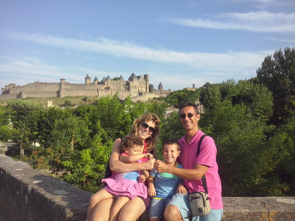 À Carcassonne
