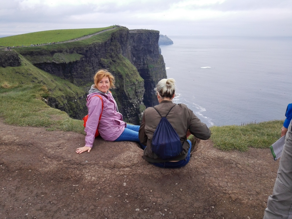 Cliffs of Moher, Ireland 2016