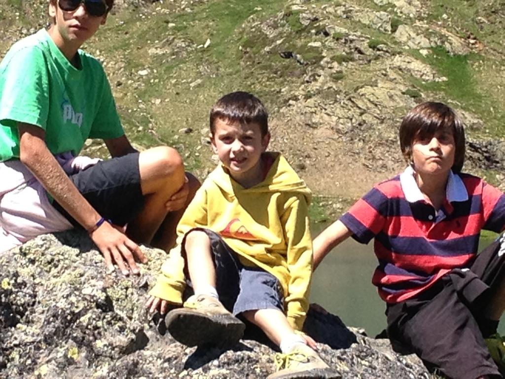 Jan, Roc and Lluc