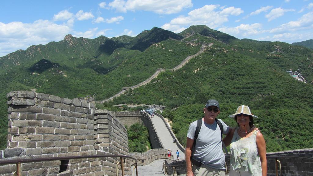 muralla de china