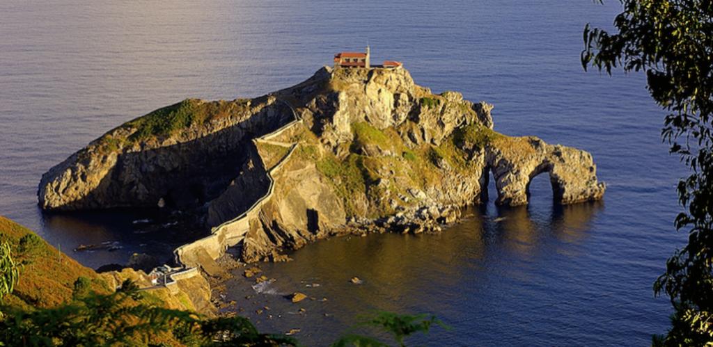 Gaztelugatxe (Basque Country).