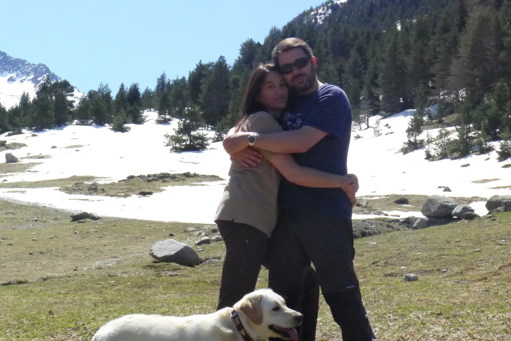 Hiking to Aigüestortes National Park in may