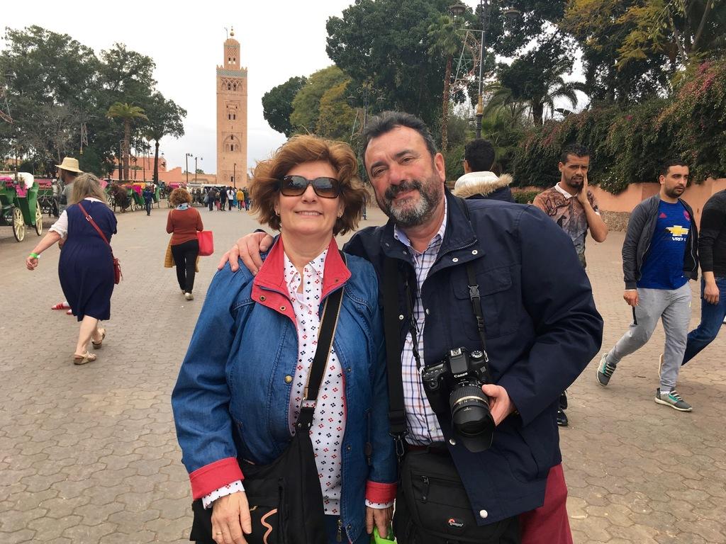 Fernando y Mª. Carmen