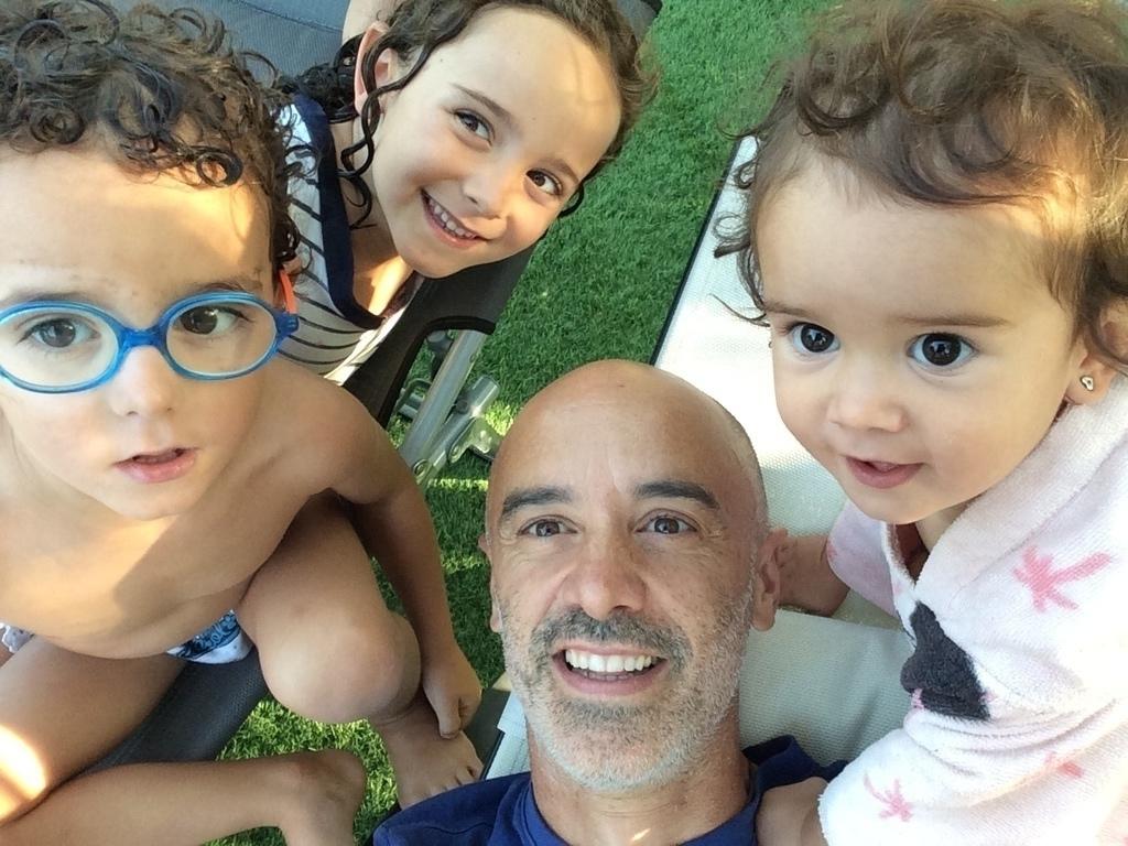 Josemi, Oliva, Marcos y Telma