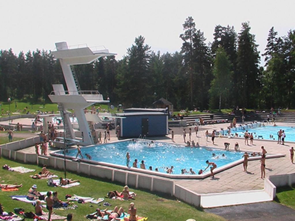 Sveitsi public baths in Hyvinkää