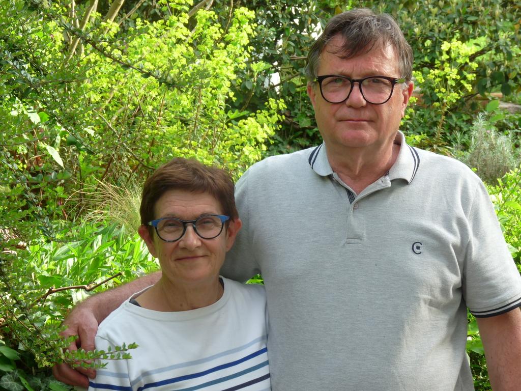 Jacqueline et Alain