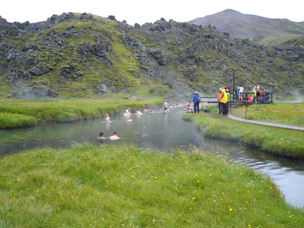 Landmannalaugar, Islande 2007