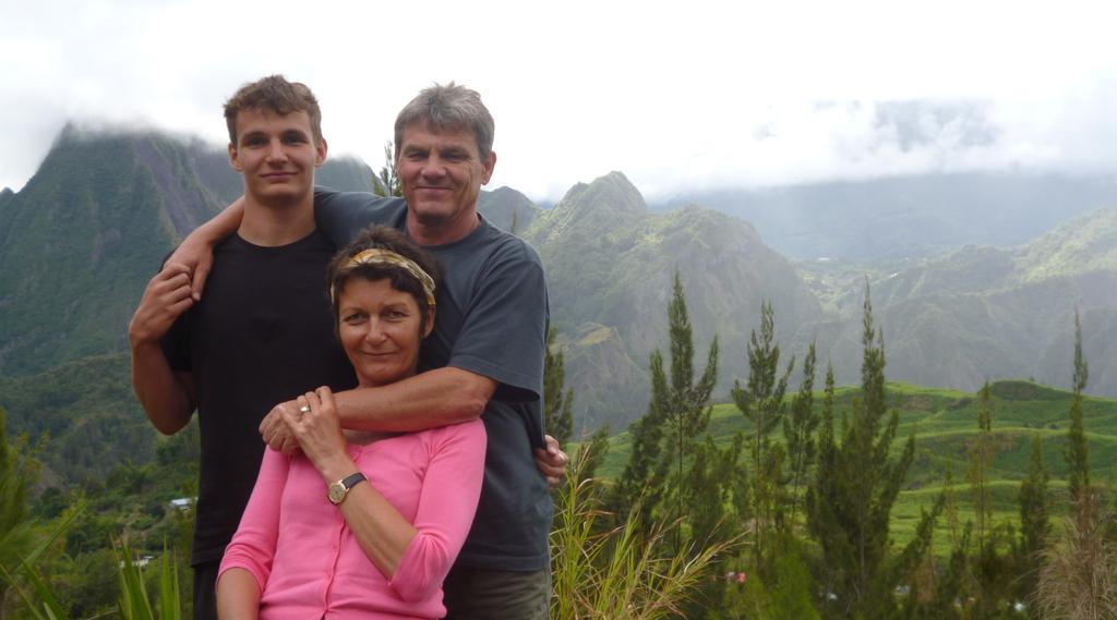 A la Réunion en juillet 2012