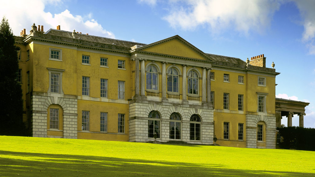 West Wycombe Park - One of the many National Trust properties