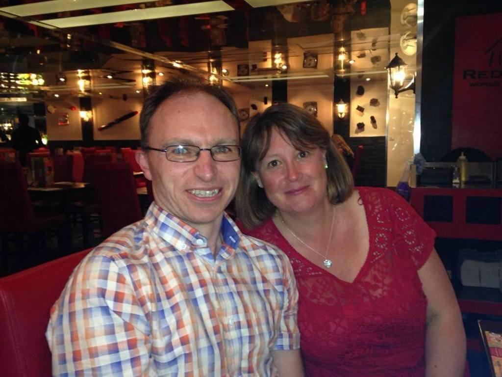 John & Rachel