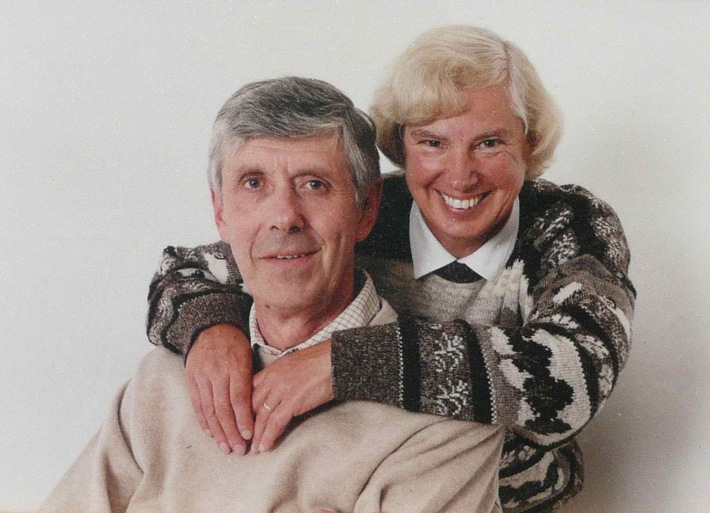 John and Christine