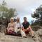 Sue, David and Sam, Granite Gorge NP, QLD, Australia