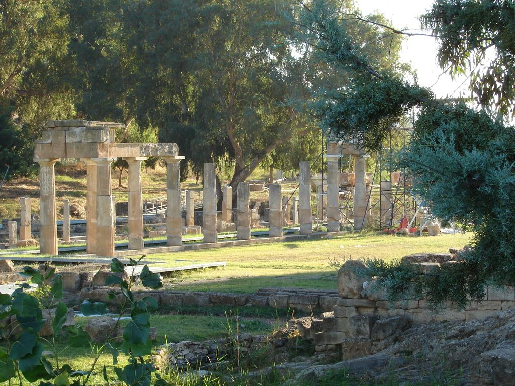 Vravrona, temple of Artemis(ancient godess)