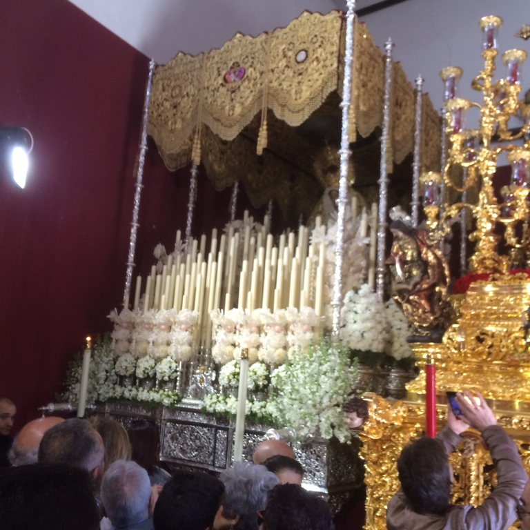 Semana Santa Granada 2016