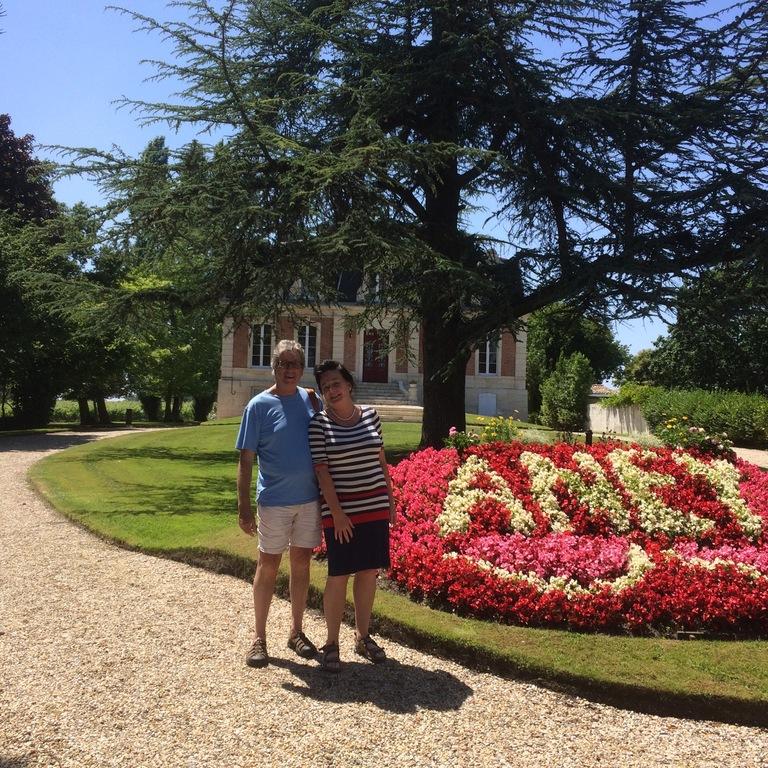 Bordeaux Wine Tour June 2016