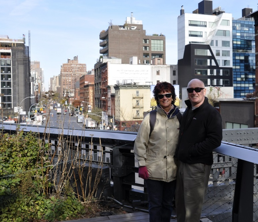 On the Skyway NYC