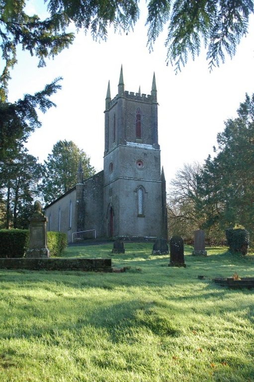 Photography - Local C of I church