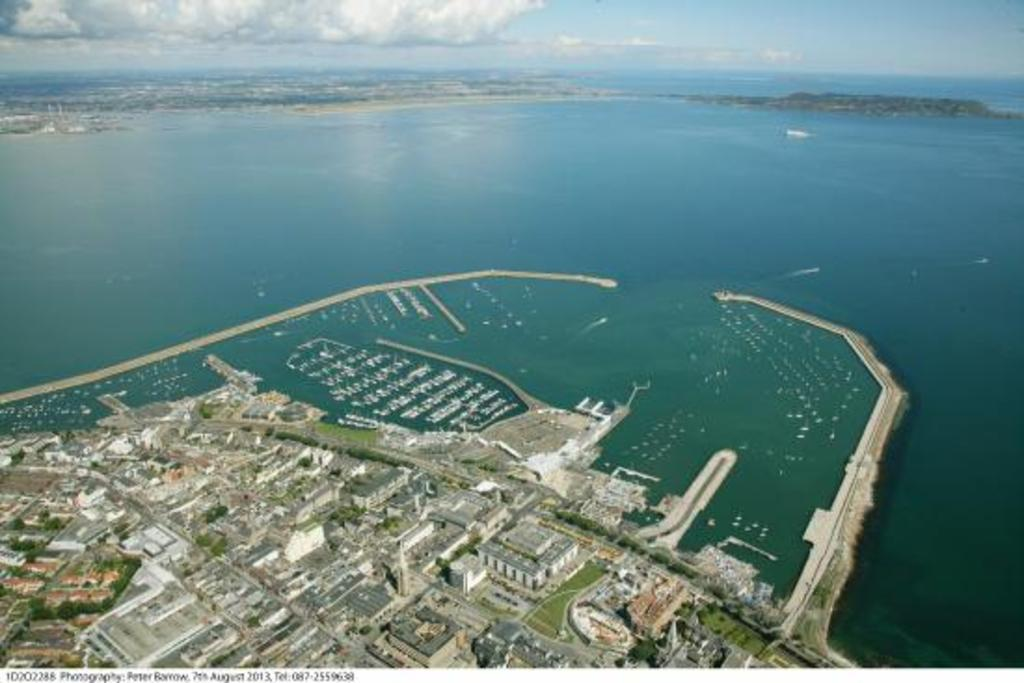 Dun Laoghaire (10k) for boating, sailing, swimming, shops, restaurants