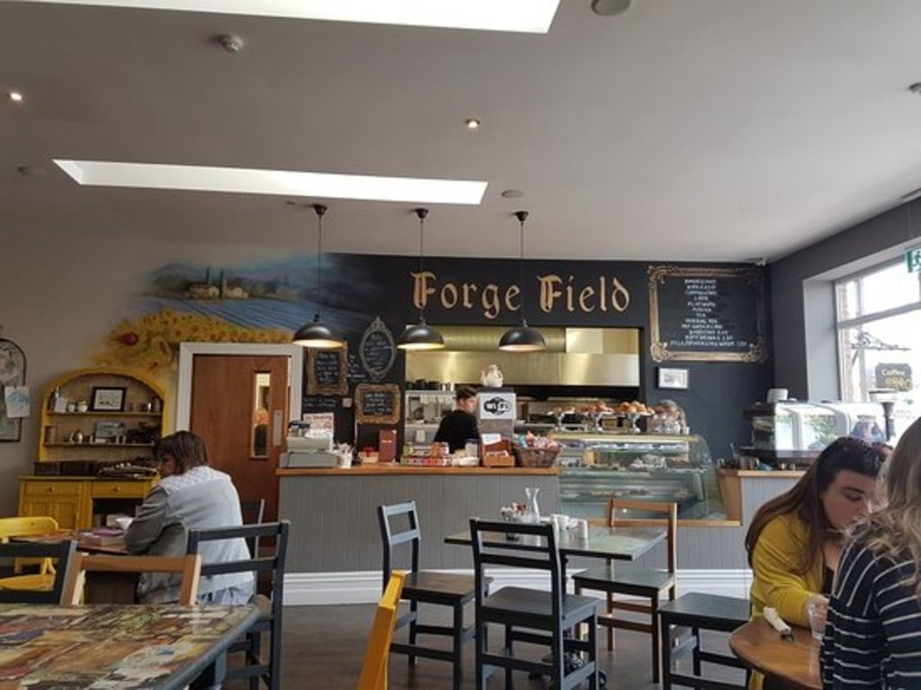 Forge Field Farm Coffee Shop and Restaurant 1KM