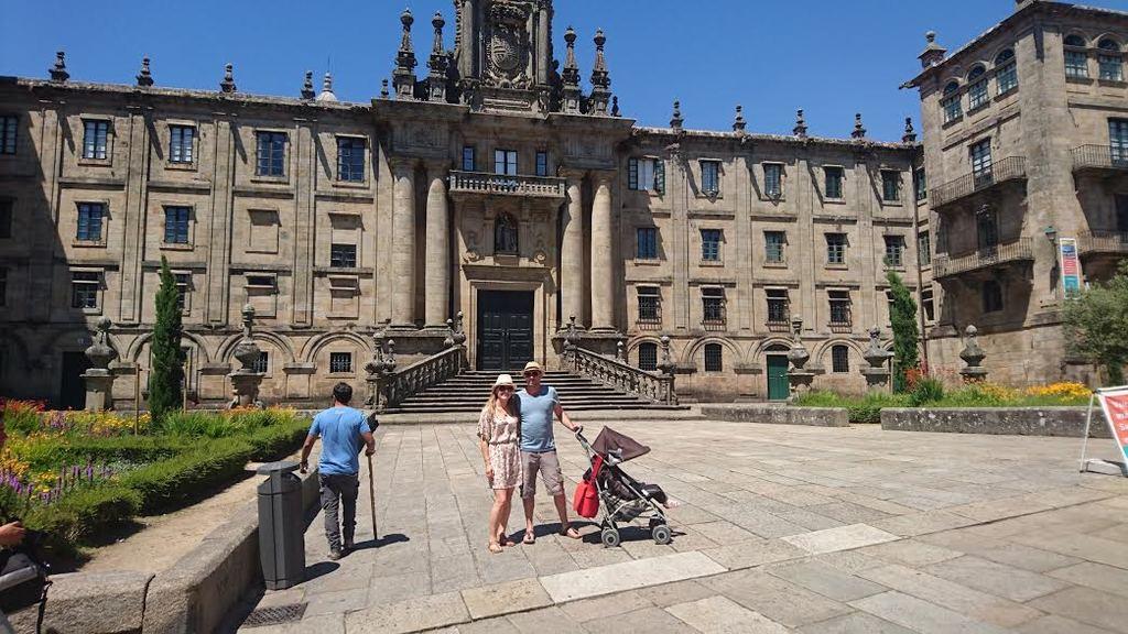 Santiago, Spain 2016