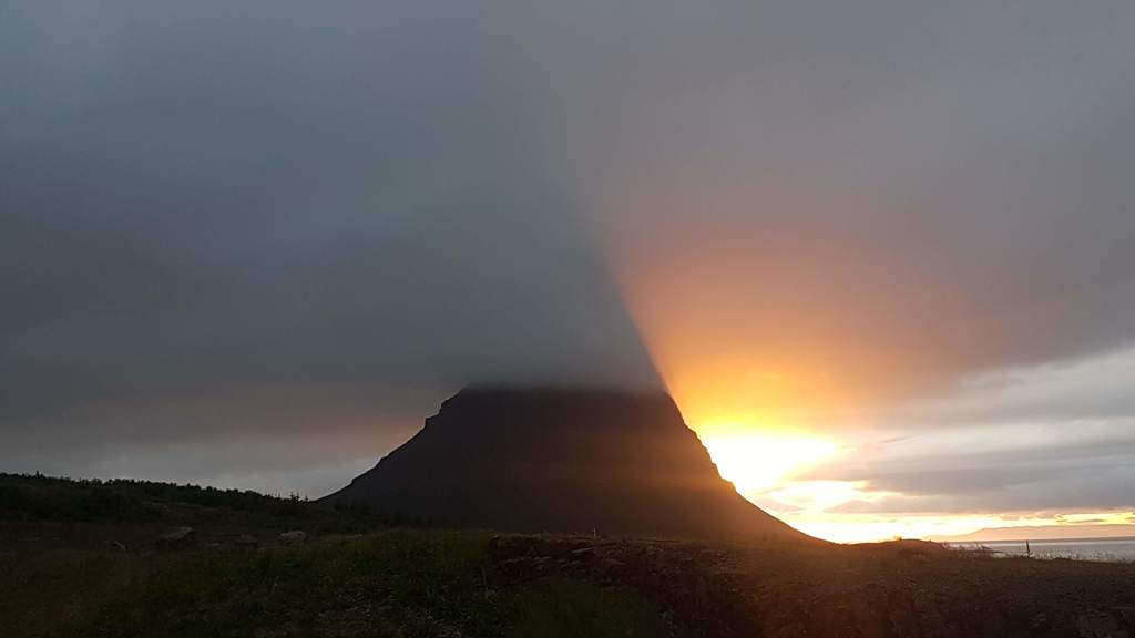 Kirkjufell or Churchmountain