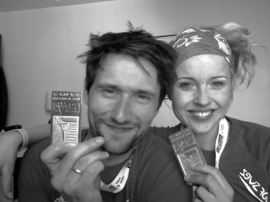 After running the Paris marathon