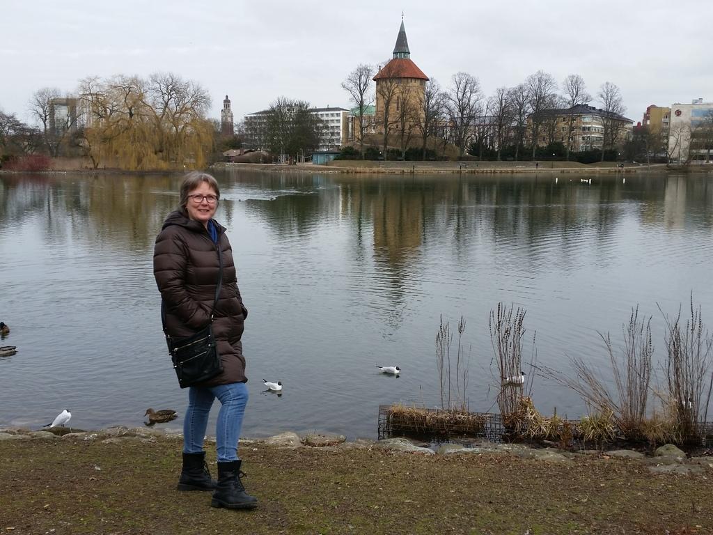 Iris in Malmö