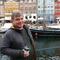 My husband Oli in Copenhagen.