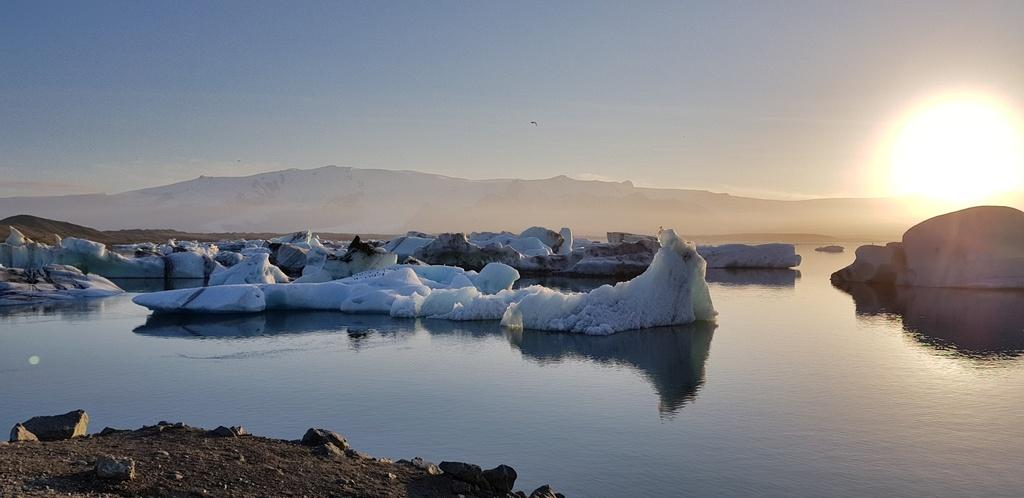 Unterwegs auf Island.