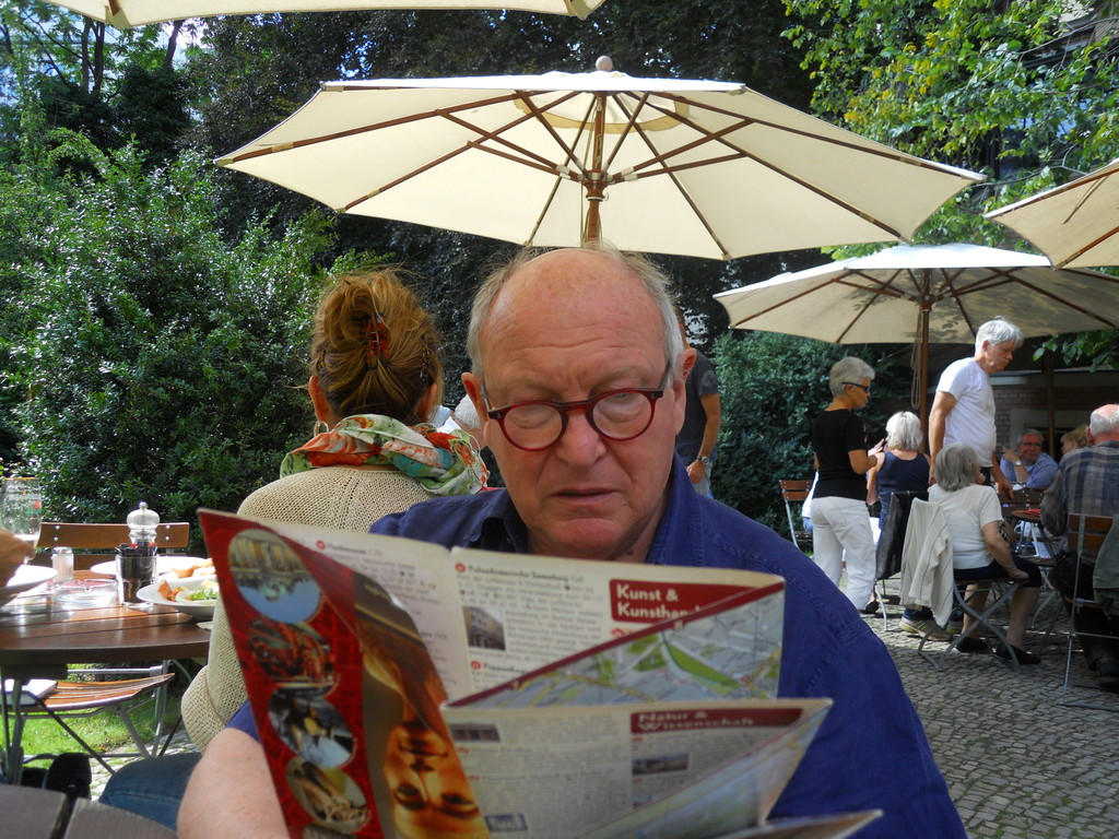 Fabrizio Berlino agosto 2011