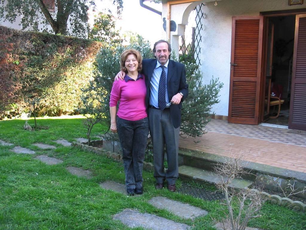 Rita and Roberto