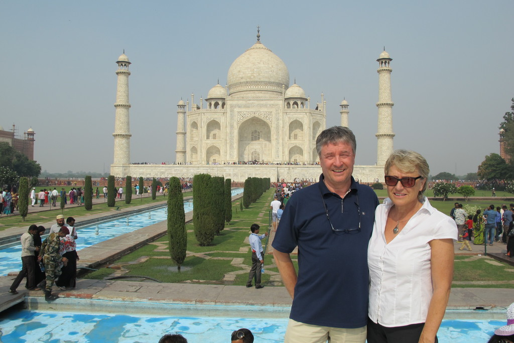 Ricordo di un viaggio stupendo nella magica India